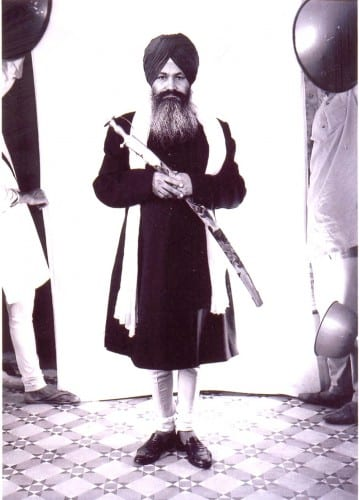 Harchand Singh Longowal