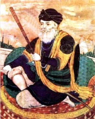 Shaheed Baba Gurbakhash Singh