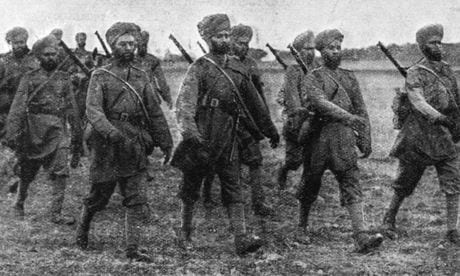 "Op/Ed: ""To Show Their Contempt for Death, Some Sikhs Had Refused to Hide in the Trenches During First World War"""