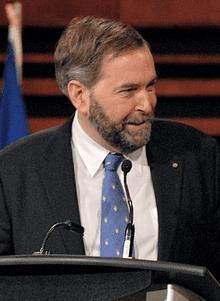 Thomas Mulcair, Official Opposition Leader