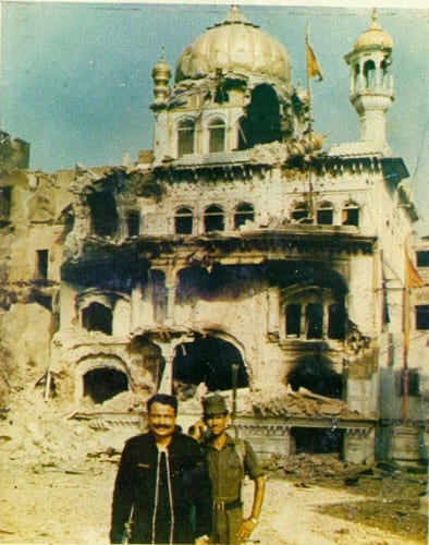 June '84 Holocaust Anniversary: Last Year's Clash Forces Sikh Presidium To Rethink Security