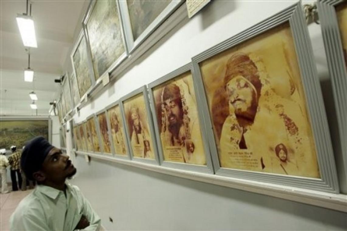Sikh Museum in Amritsar Darbar Sahib Sikh Museum Looks