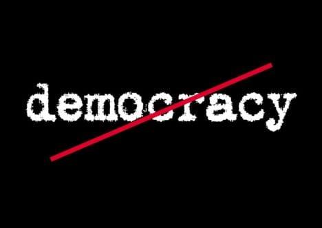 2014-06-10 no democracy