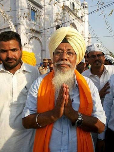 Khalsa slams Kejriwal, Sanjay Singh, Chhotepur over his suspension from AAP