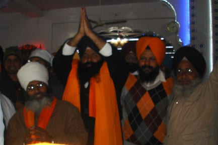 Bhai Lakhwinder Singh And Bhai Shamsher Singh After release