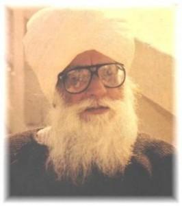Bhai Sahib Sirdar Kapur Singh Ji